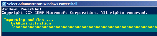 The Windows PowerShell Snap-In for IIS 7 0 | SharePoint Adam