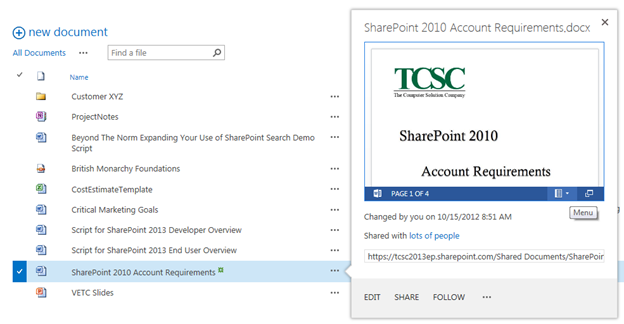 Print to PDF in SharePoint 2013 (1/3)